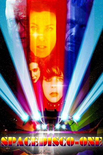 SpaceDisco One Poster