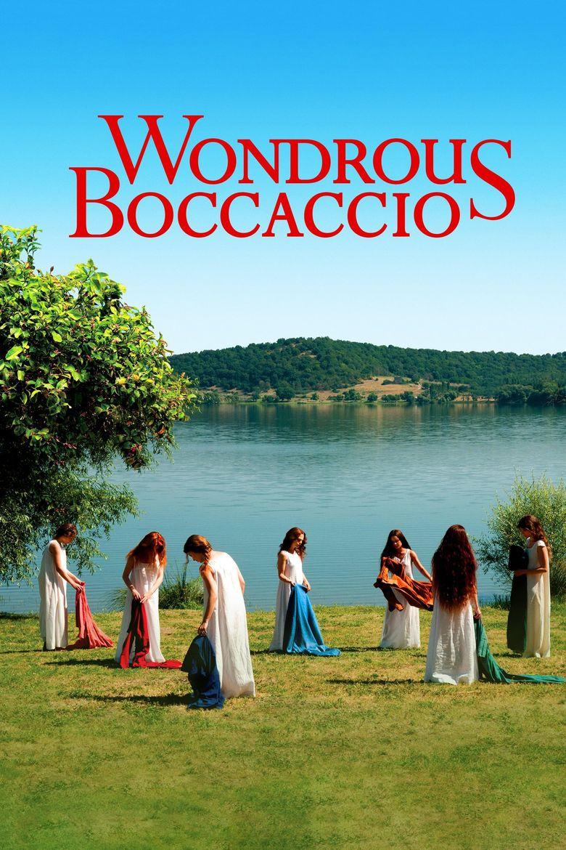 Wondrous Boccaccio Poster