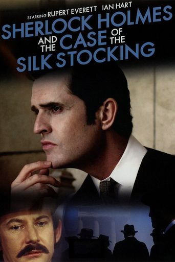 Sherlock Holmes and the Case of the Silk Stocking Poster