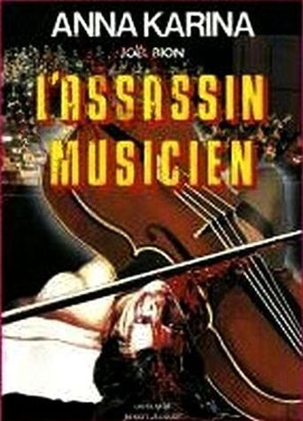 The Musician Killer Poster