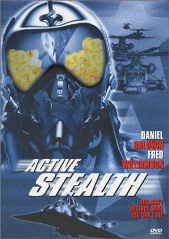 Active Stealth Poster