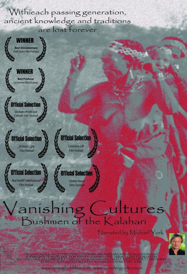 Vanishing Cultures: Bushmen of the Kalahari Poster