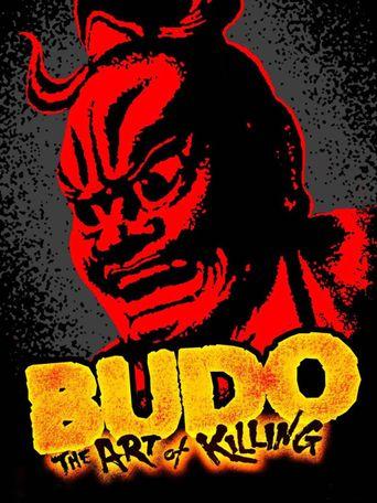 Budo: The Art of Killing Poster