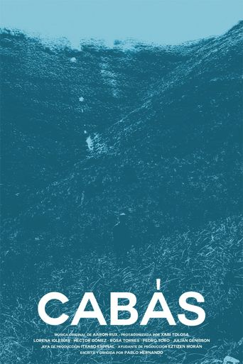 Cabás Poster