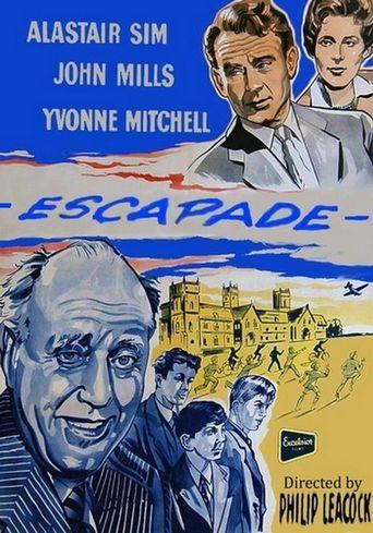Escapade Poster