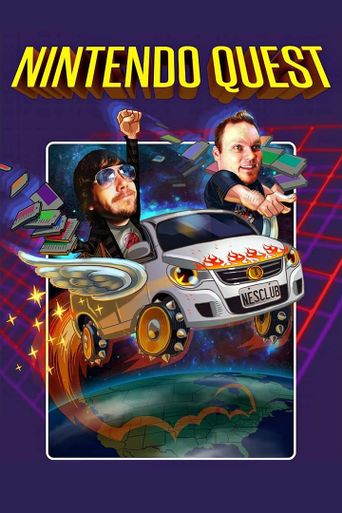 Nintendo Quest Poster