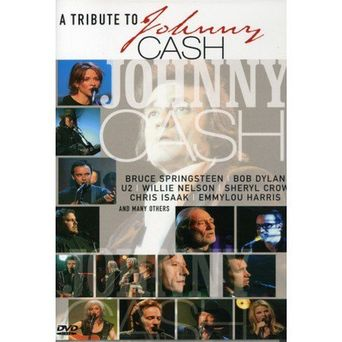 A Tribute To Johnny Cash Poster