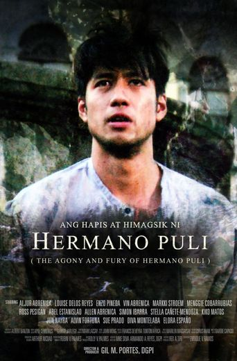 The Agony and Fury of Hermano Puli Poster