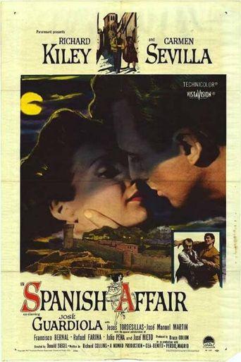 Spanish Affair Poster
