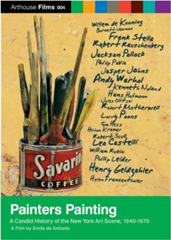 Painters Painting Poster