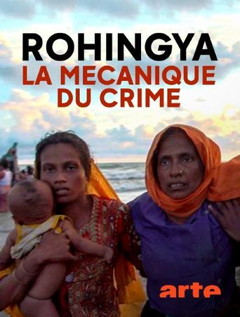 Rohingya, la mécanique du crime Poster
