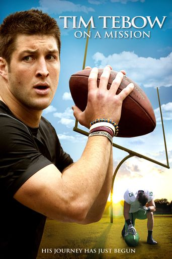 Tim Tebow: On a Mission Poster