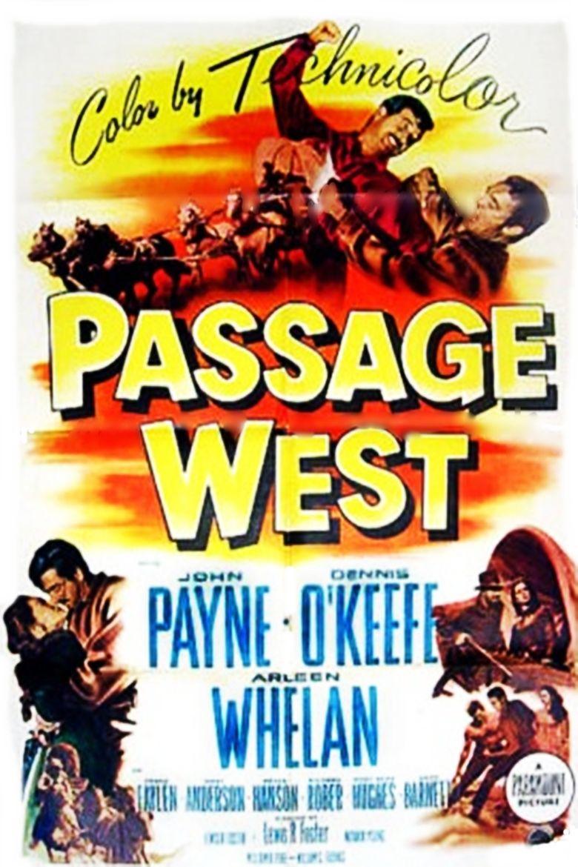 Passage West Poster