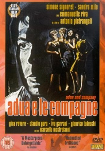 Adua and Her Friends Poster