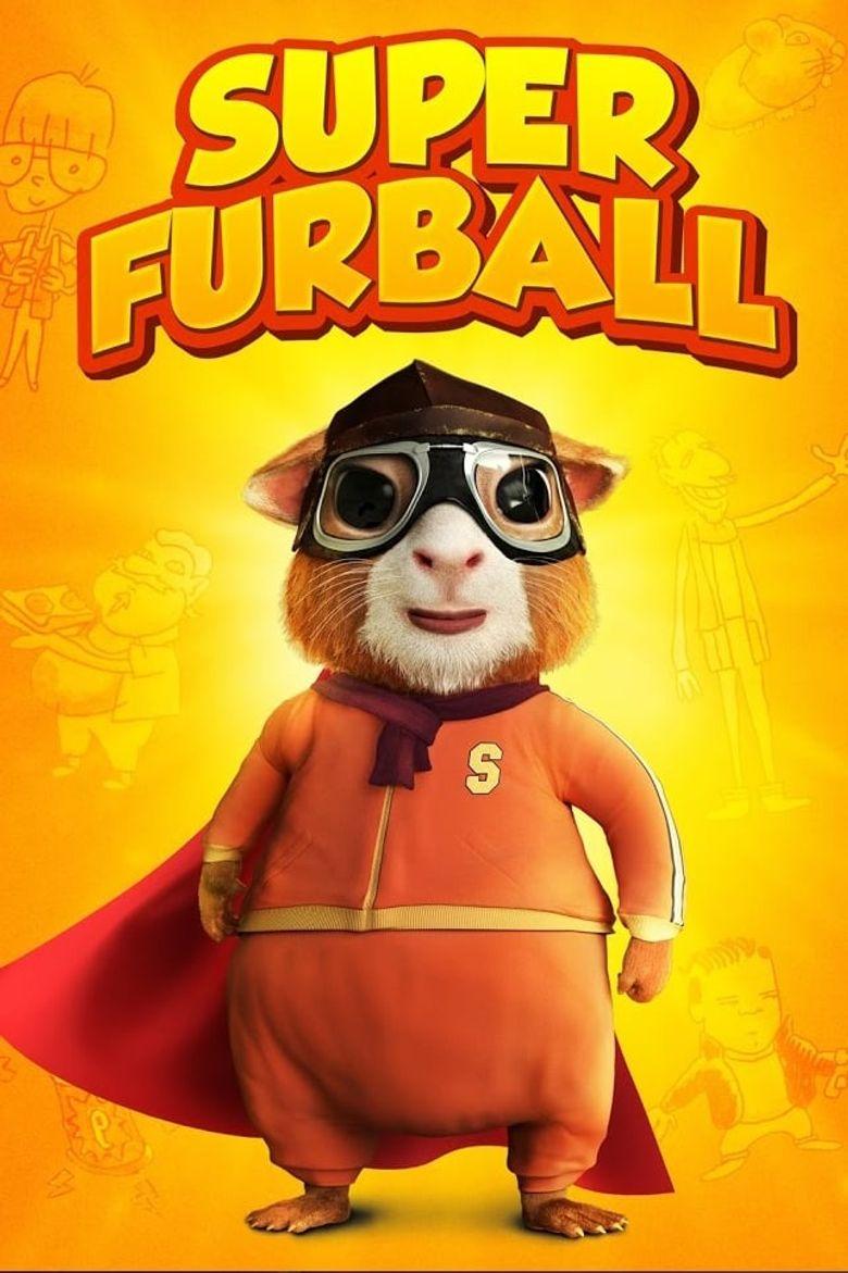 Super Furball Poster