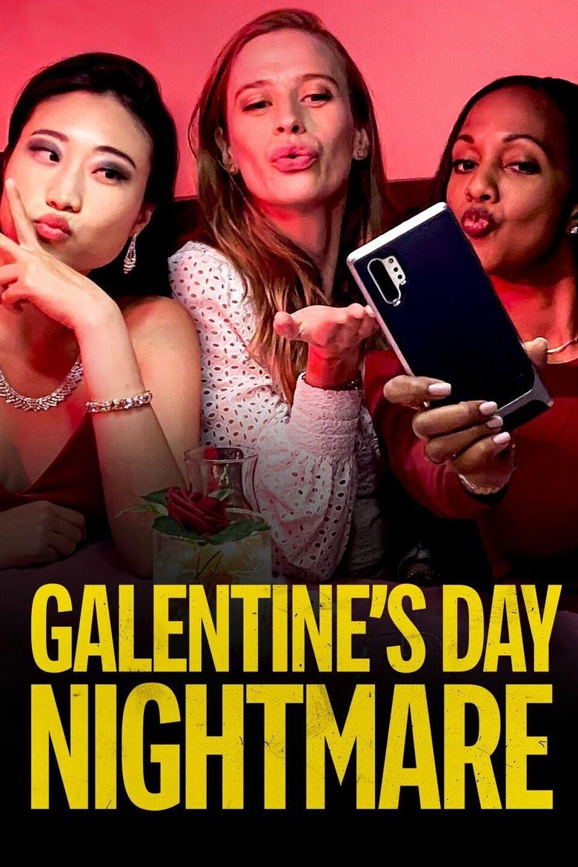 Galentine's Day Nightmare Poster