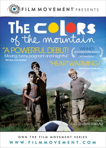 The Colors of the Mountain Poster