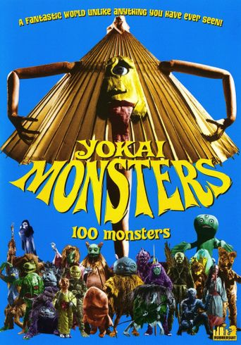 100 Monsters Poster