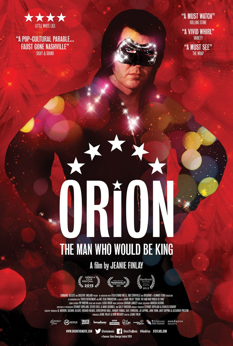 Watch Orion: The Man Who Would Be King