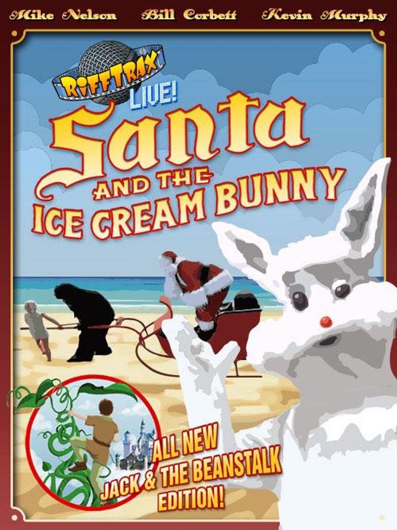 RiffTrax Live: Santa and the Ice Cream Bunny Poster
