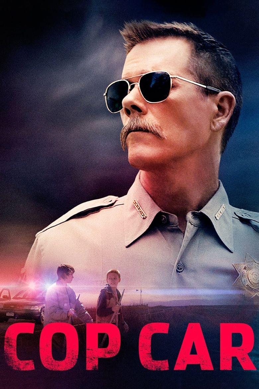 Cop Car Poster
