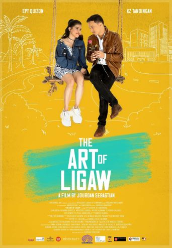 The Art of Ligaw Poster