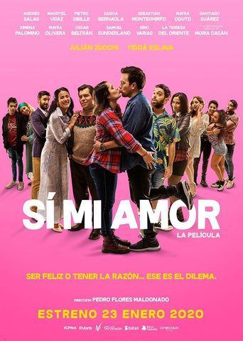 Sí, Mi Amor Poster