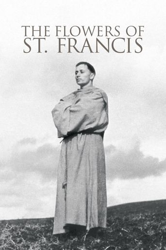The Flowers of St. Francis Poster