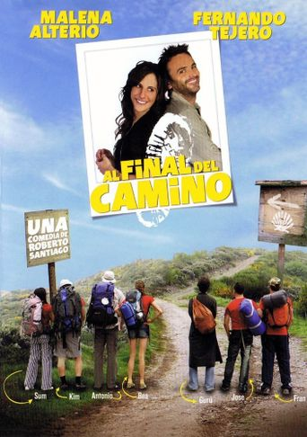 Al final del camino Poster