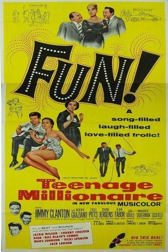 Teenage Millionaire Poster