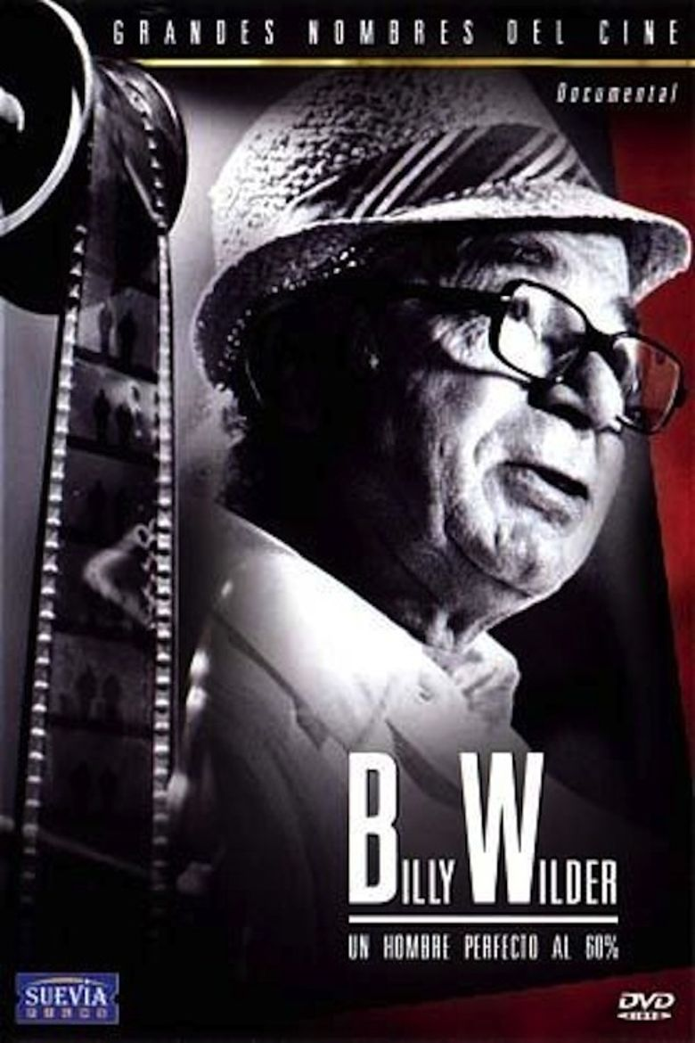 Portrait of a '60% Perfect Man': Billy Wilder Poster
