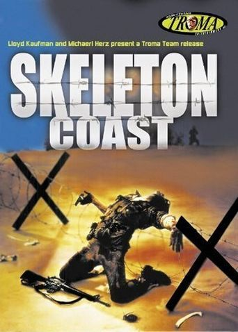 Skeleton Coast Poster