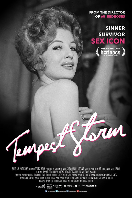 Tempest Storm Poster