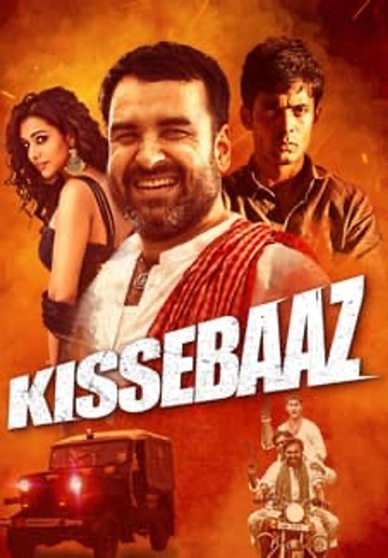 Kissebaaz Poster