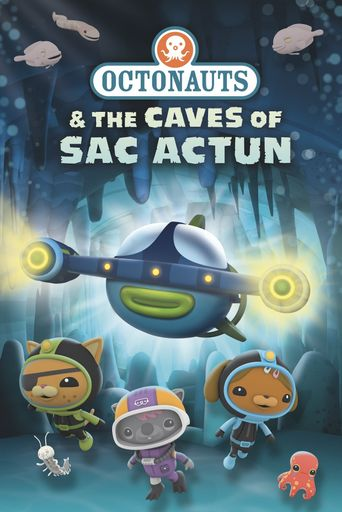 Octonauts and the Caves of Sac Actun Poster