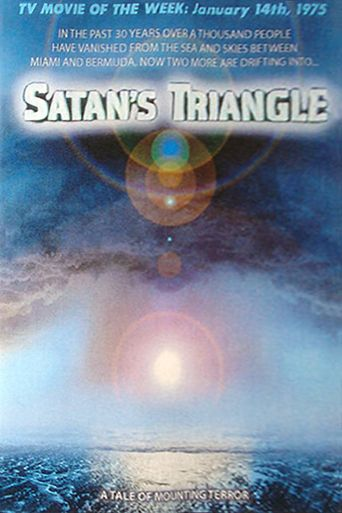 Satan's Triangle Poster