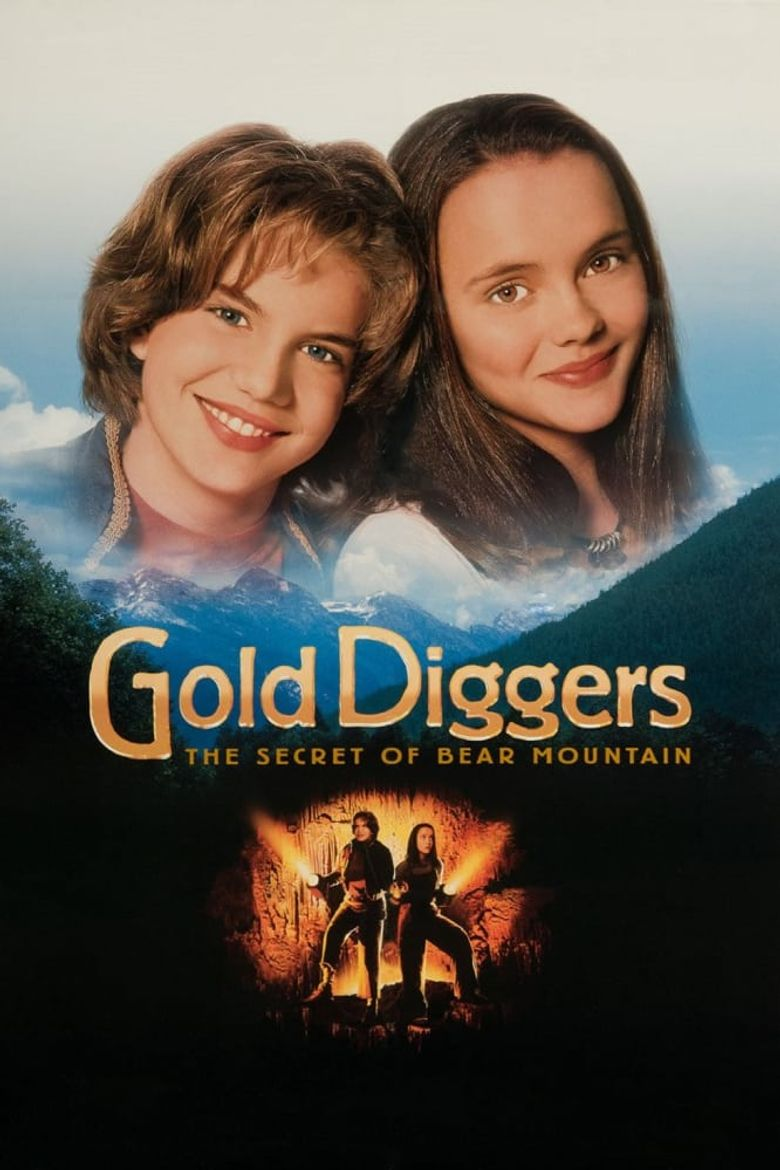 Gold Diggers: The Secret of Bear Mountain Poster