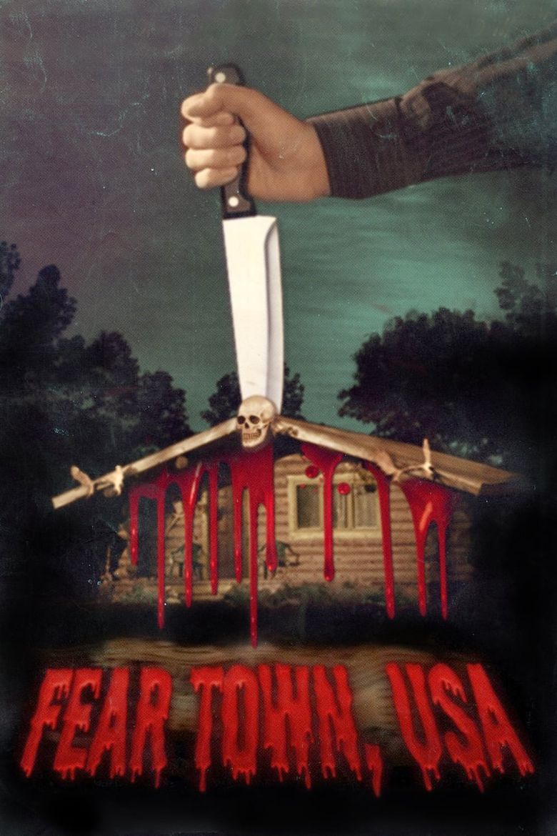 Fear Town, USA Poster