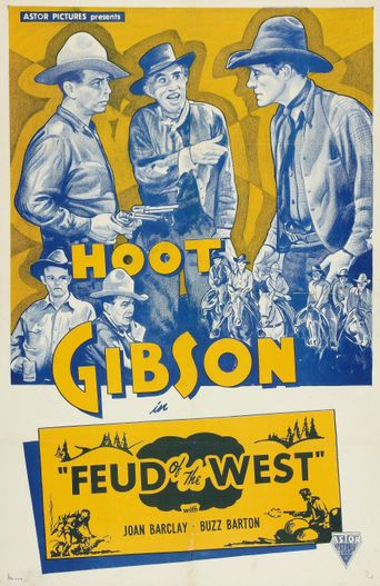 Feud of the West Poster