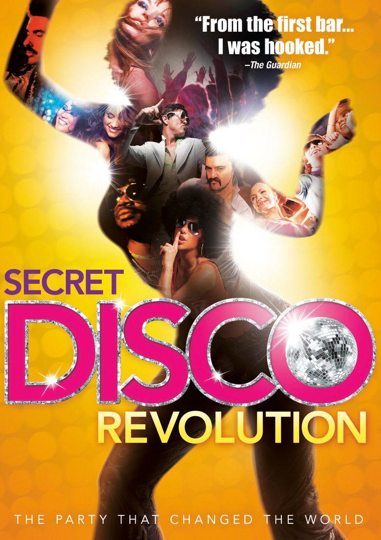 The Secret Disco Revolution Poster