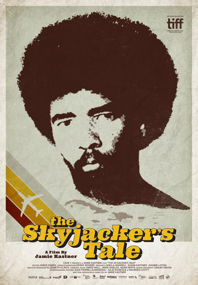 The Skyjacker's Tale Poster