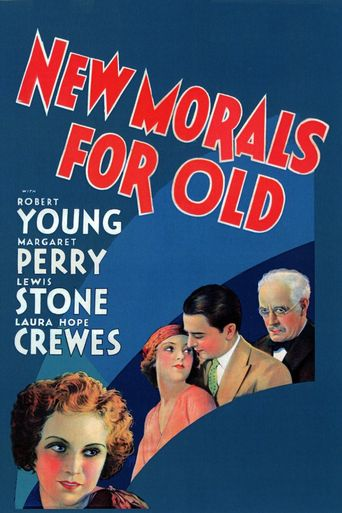 New Morals For Old Poster