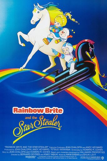 Watch Rainbow Brite and the Star Stealer