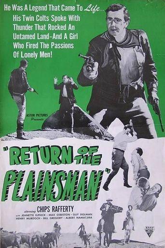 The Phantom Stockman Poster