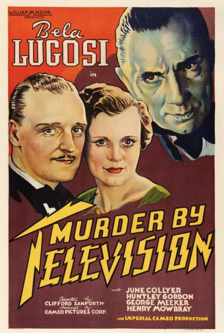 Murder by Television Poster