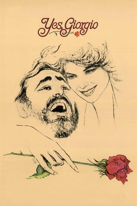 Yes, Giorgio Poster