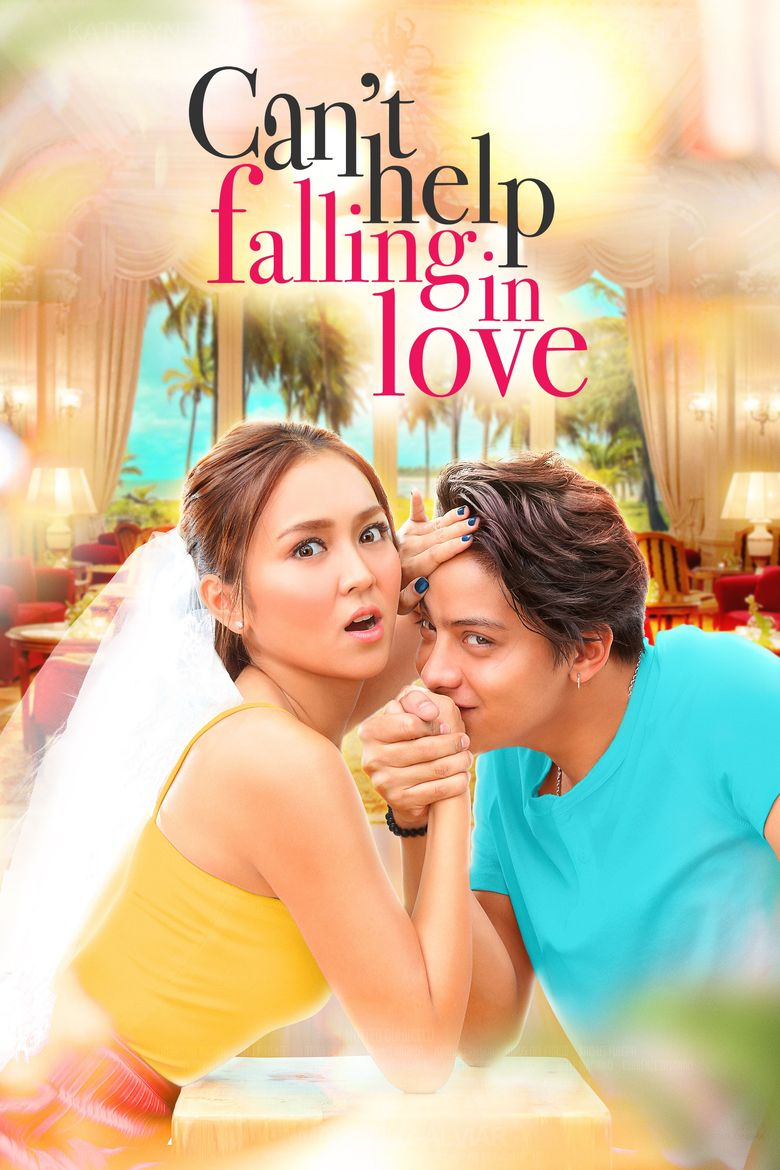Can't Help Falling in Love Poster