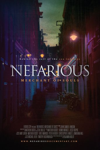 Nefarious: Merchant of Souls Poster