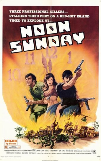 Noon Sunday Poster