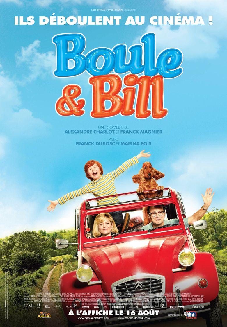 Boule & Bill Poster